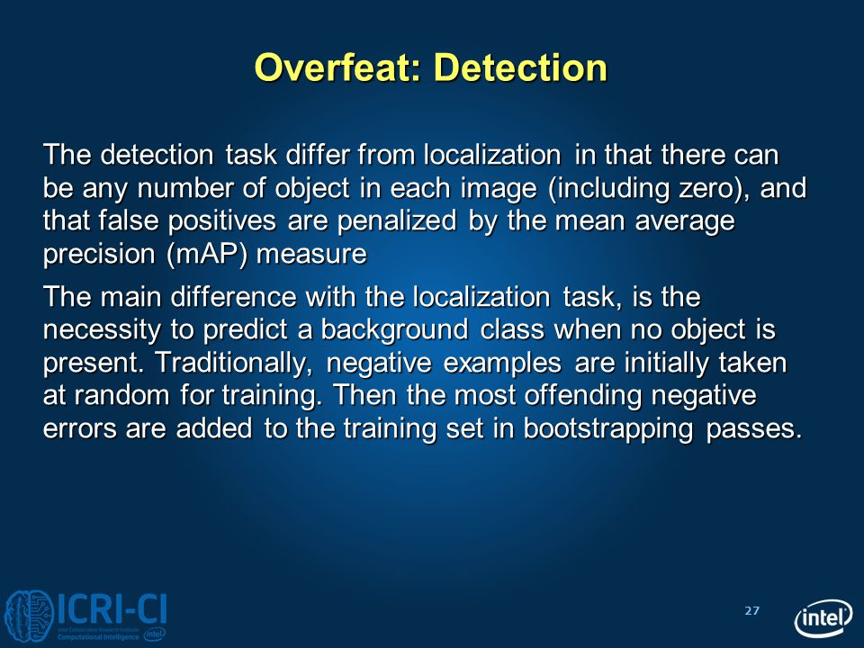 Overfeat: Detection