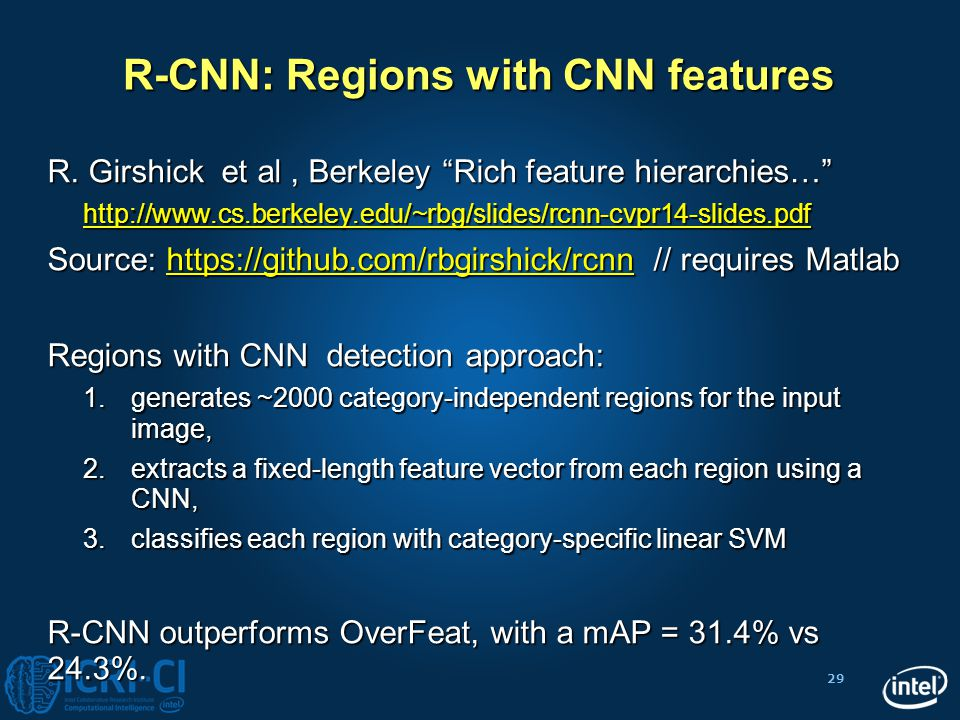 R-CNN: Regions with CNN features