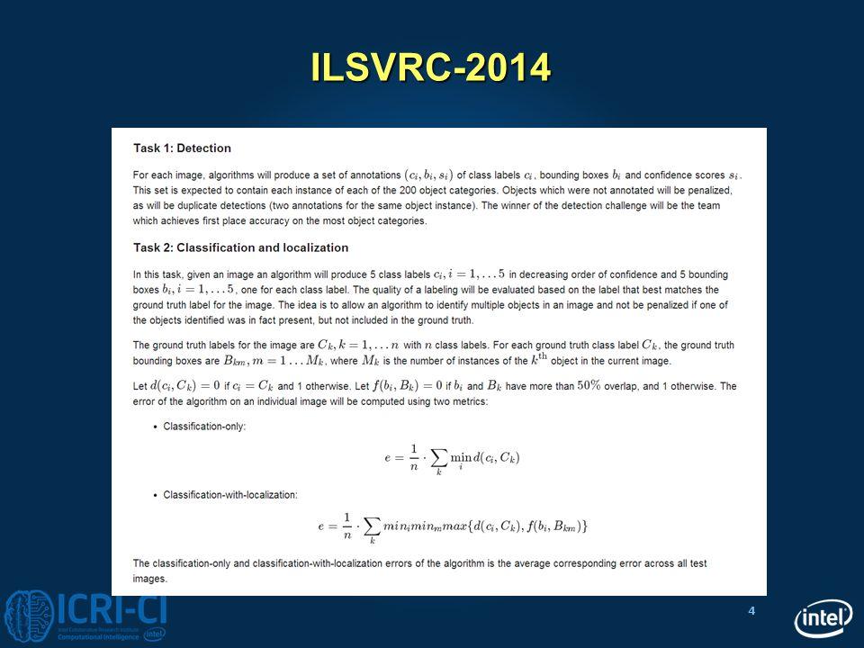 ILSVRC-2014