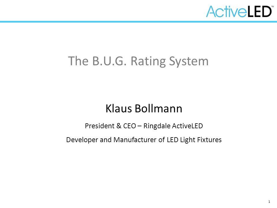 The B.U.G. Rating System Klaus Bollmann