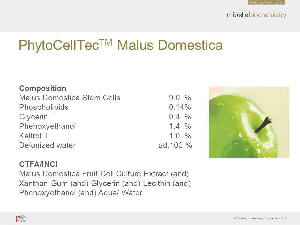 PhytoCellTecTM Malus Domestica
