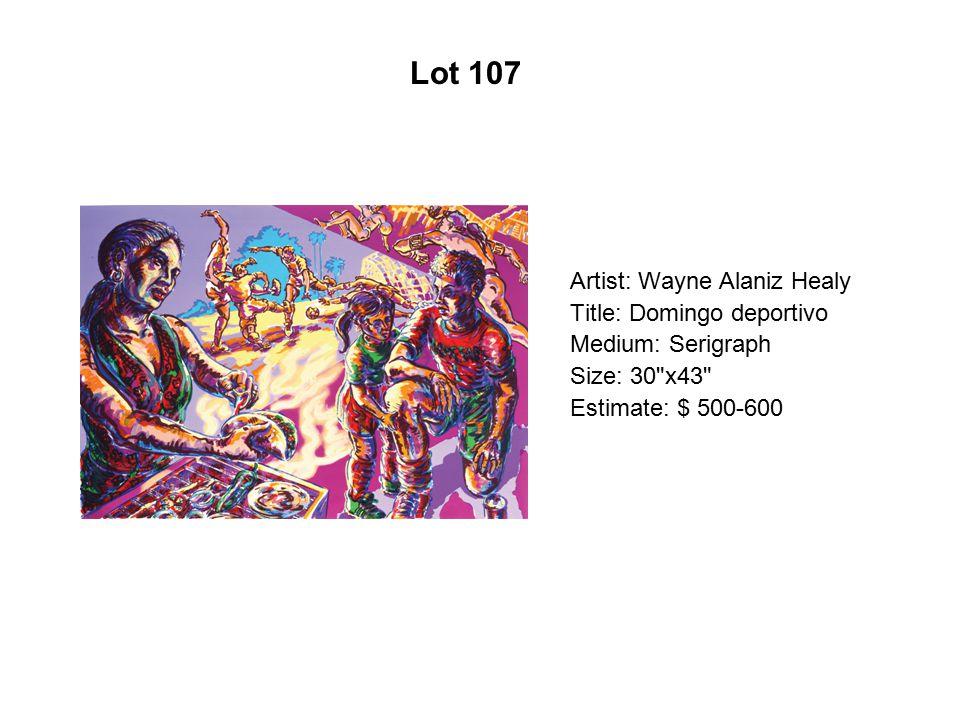 Lot 102 Artist: Raoul De La Sota Title: Nopalscape Medium: Iris print
