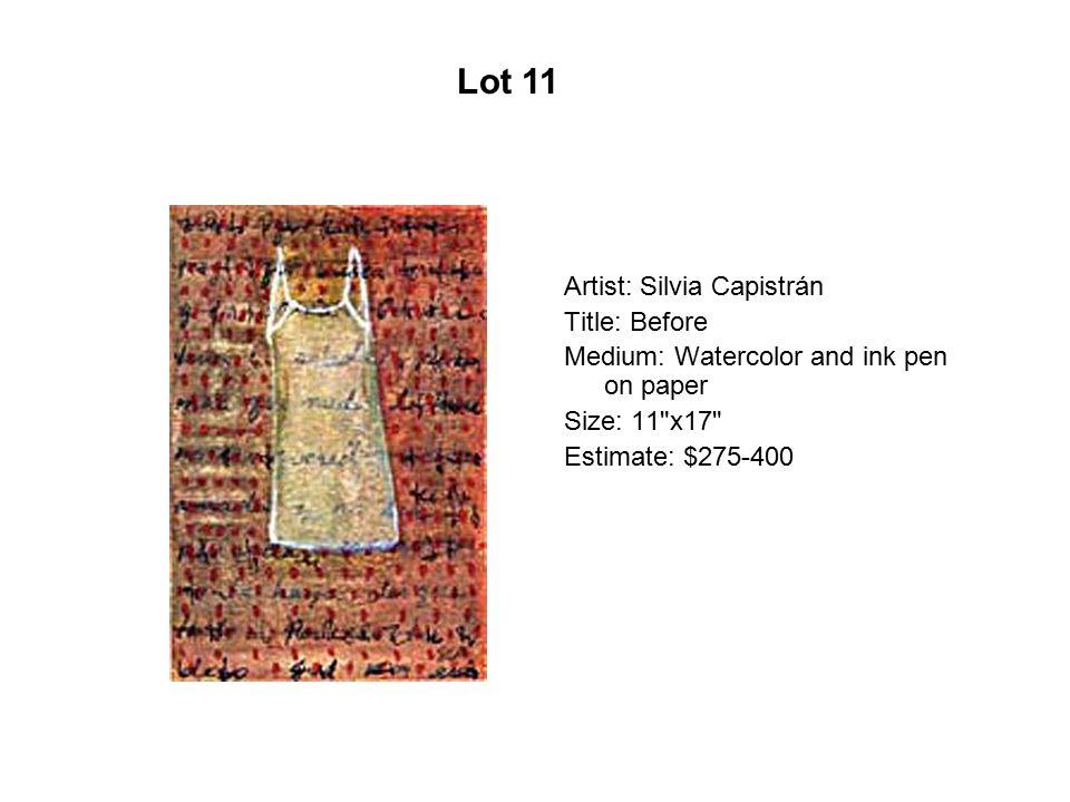 Lot 6 Artist: Leticia Huerta Title: Love #1 Medium: Mixed media print