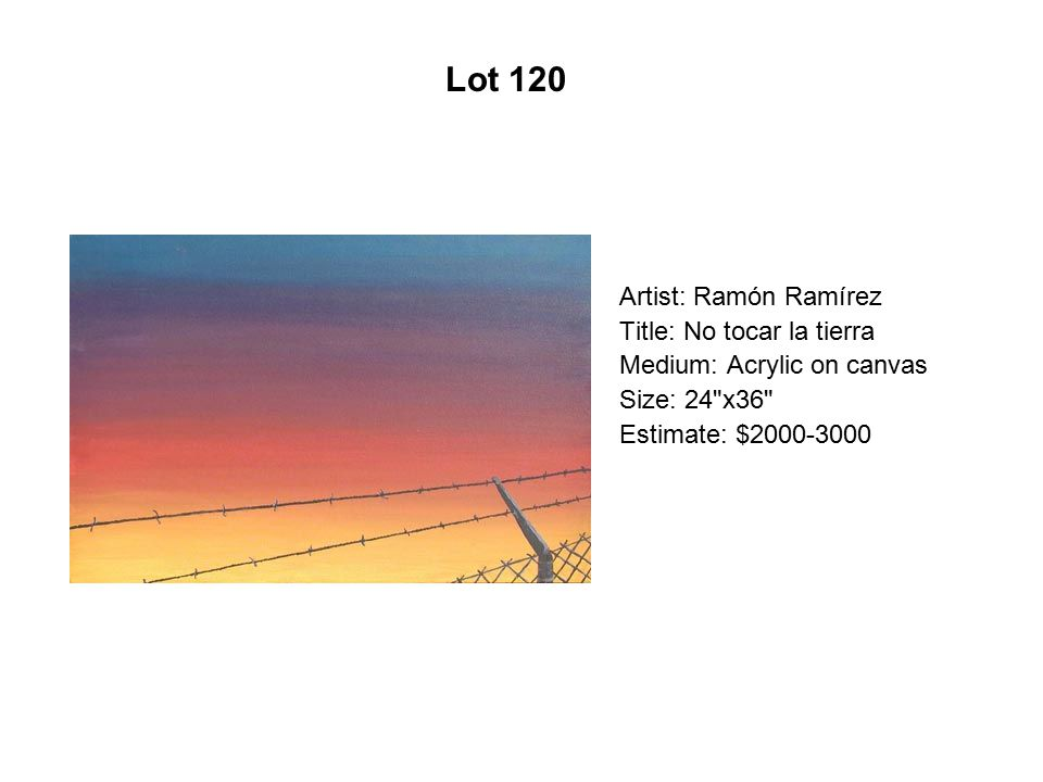 Lot 115 Artist: Charles Chaz Bojórquez Title: ChinoLatino
