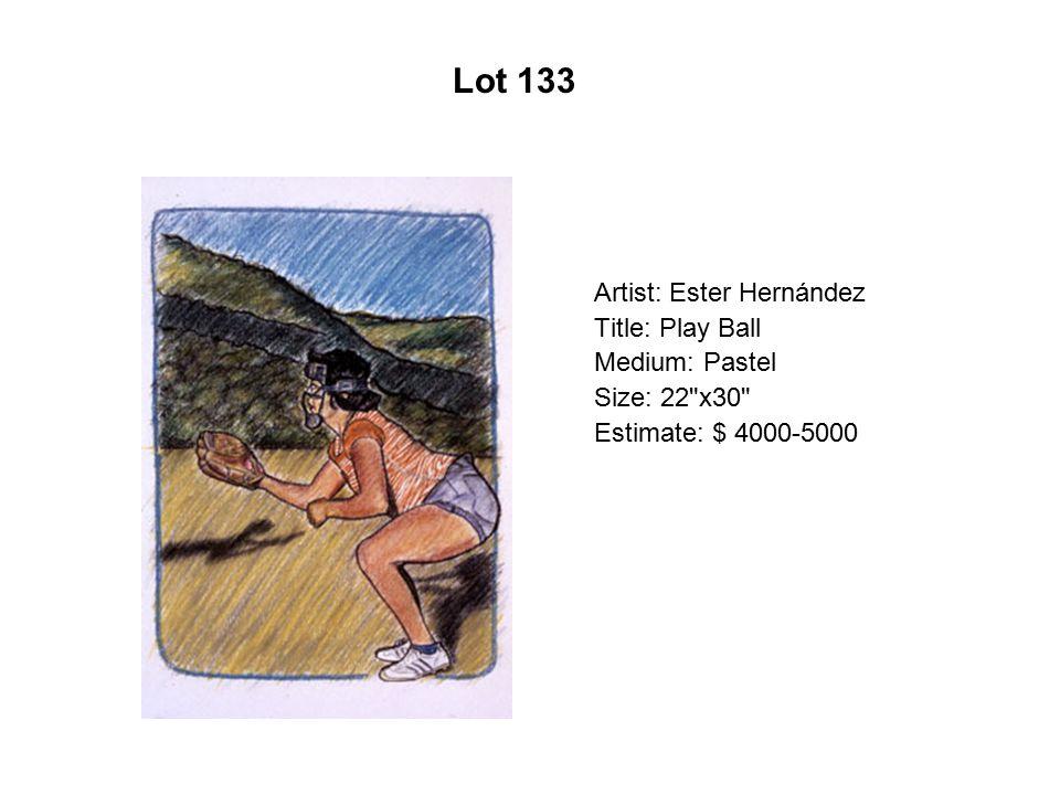 Lot 128 Artist: Frank Ybarra Title: Mariachi LP