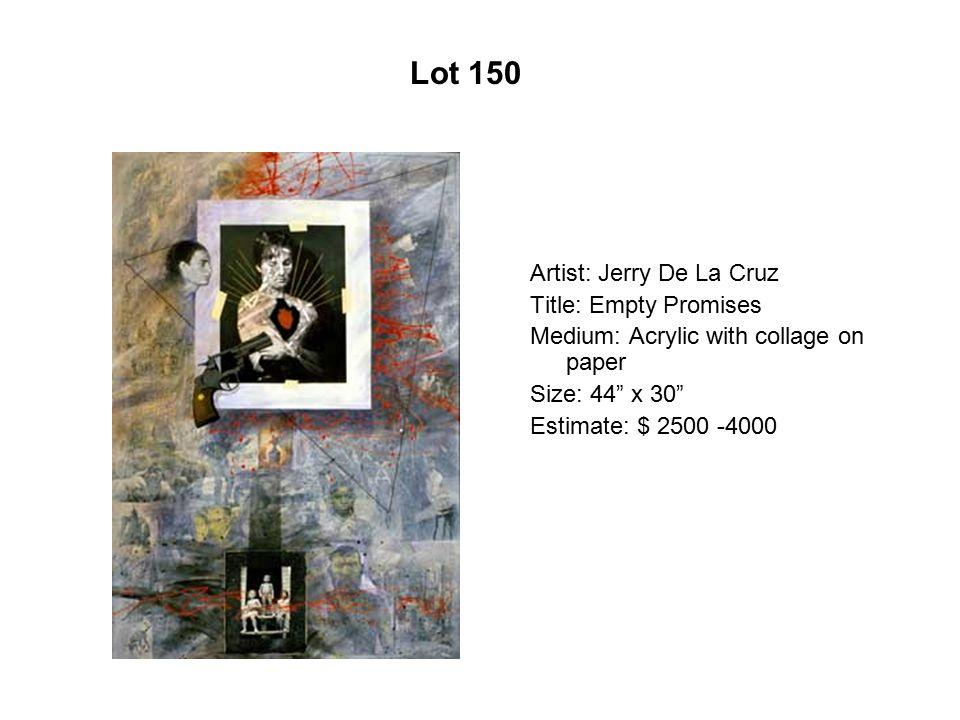 Lot 145 Artist: Mónica Aíssa Martínez Title: Wu Li