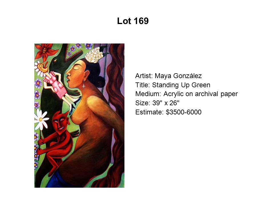 Lot 164 Artist: Frank Romero Title: Palm Drive-In Medium: Block print