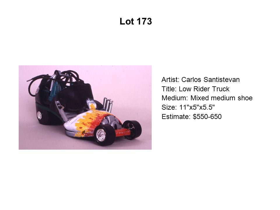 Lot 168 Artist: Meggan De Anza Title: Ristras, Chilis