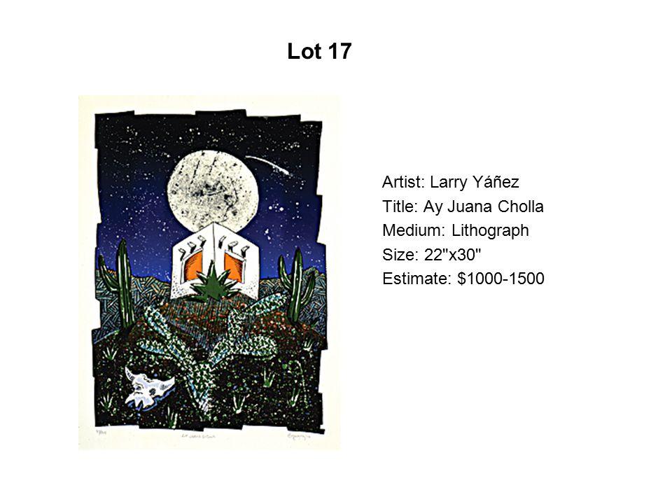 Lot 12 Artist: Daniel Martín Díaz Title: Fides et Ratio