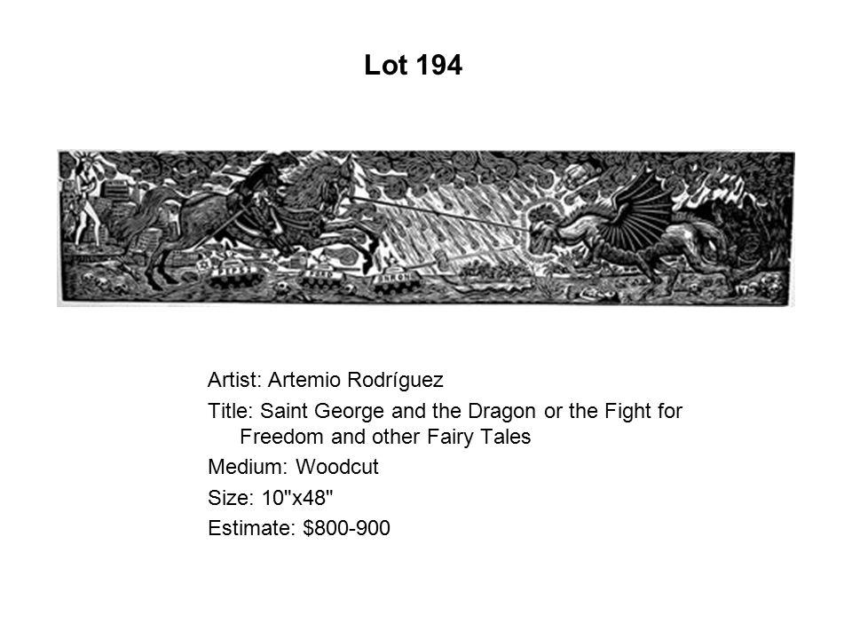 Lot 189 Artist: Alfredo Arreguín Title: Frida escondida