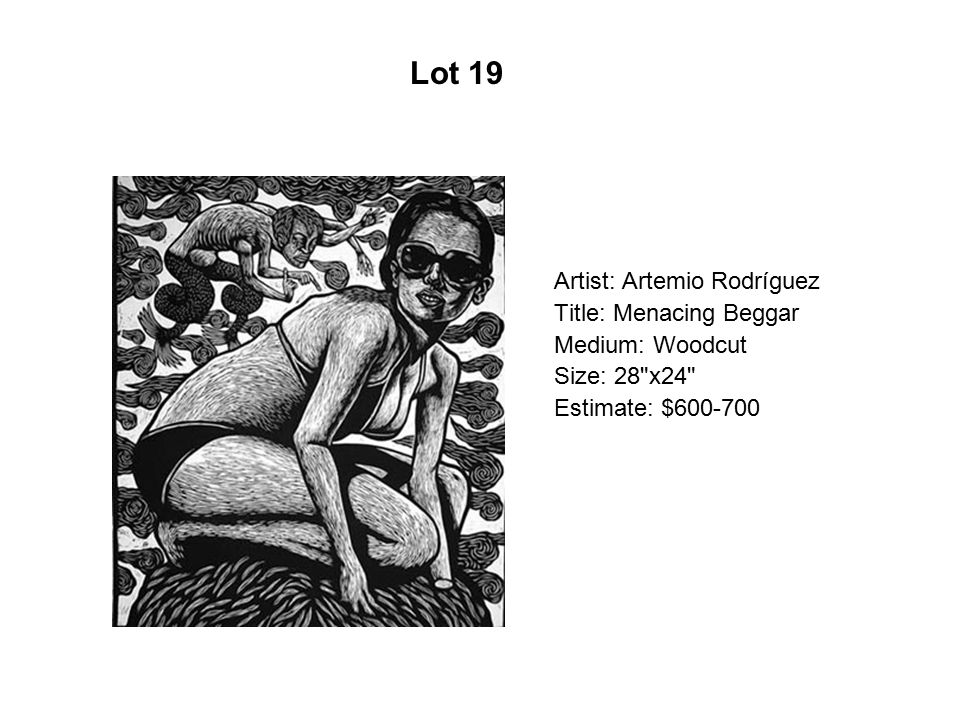 Lot 14 Artist: Rolando Briseño Title: Individual Universe