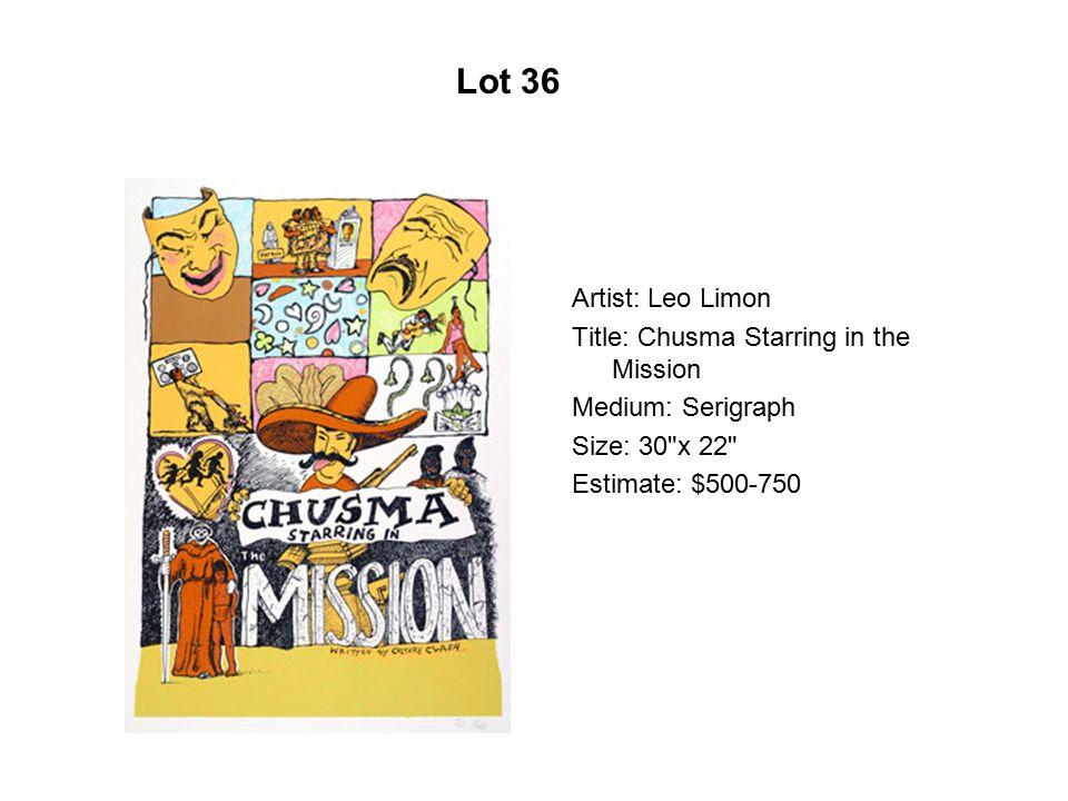 Lot 31 Artist: Cristina Cárdenas Title: Yo Soy/Myself