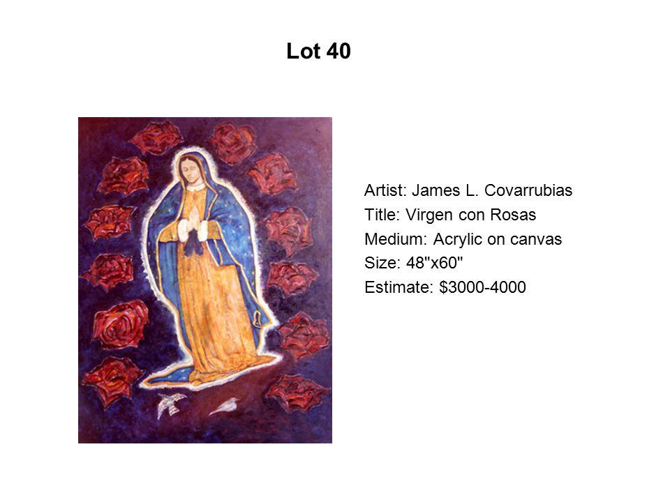 Lot 35 Artist: Alma Gómez Title: Homage to Frida Medium: Graphite