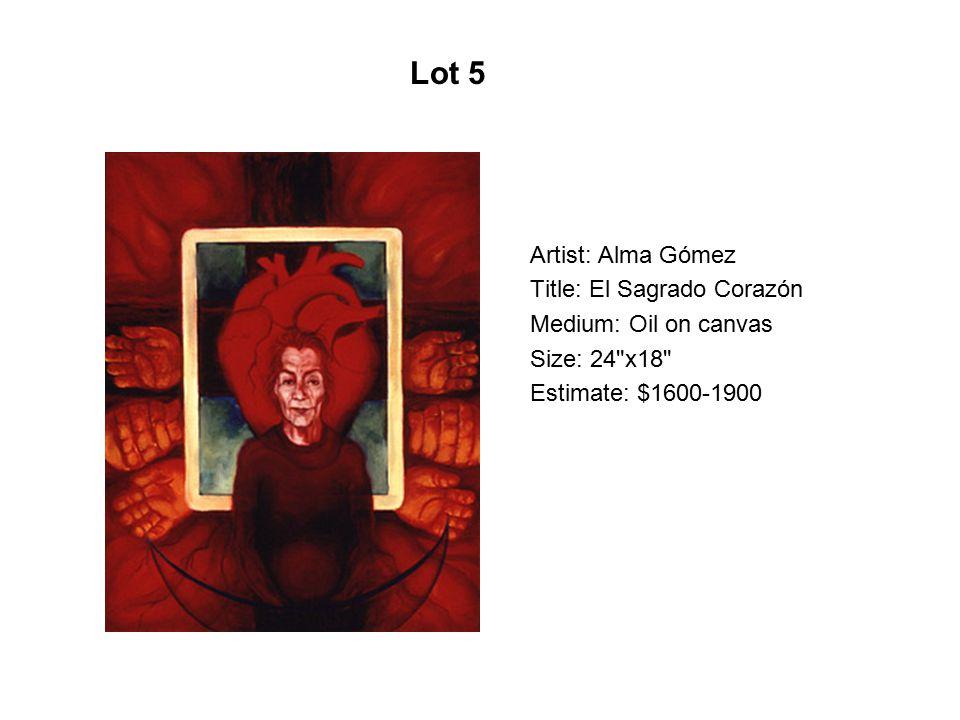 Latina and Latino Art Auction