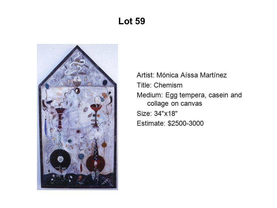 Lot 54 Artist: Susan Elizalde-Holler Title: Structure Medium: Ceramic