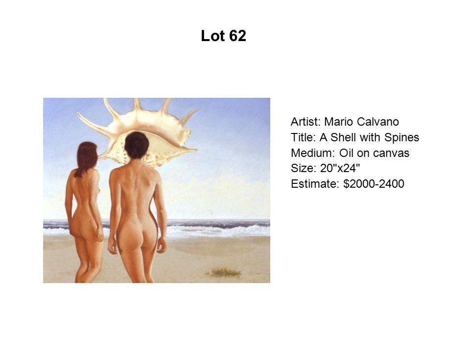 Lot 57 Artist: Jeff Abbey Maldonado Title: Serie Huipil 2