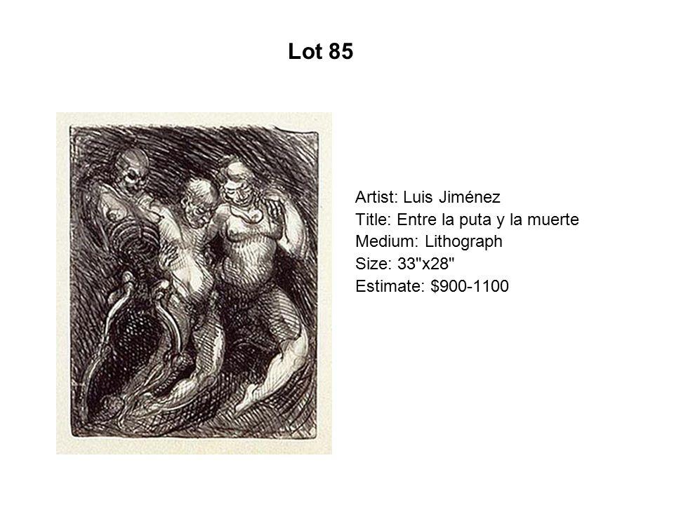 Lot 80 Artist: Mario Calvano Title: Autumn Nude Medium: Oil on canvas