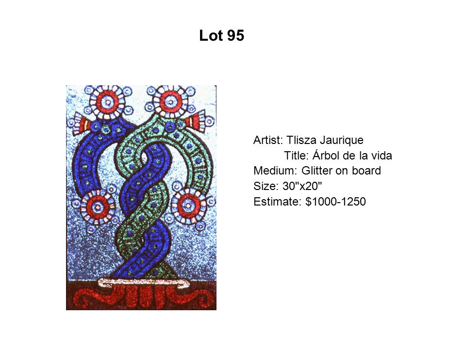Lot 90 Artist: Fidencio Durán Title: Laundry Medium: Acrylic on canvas