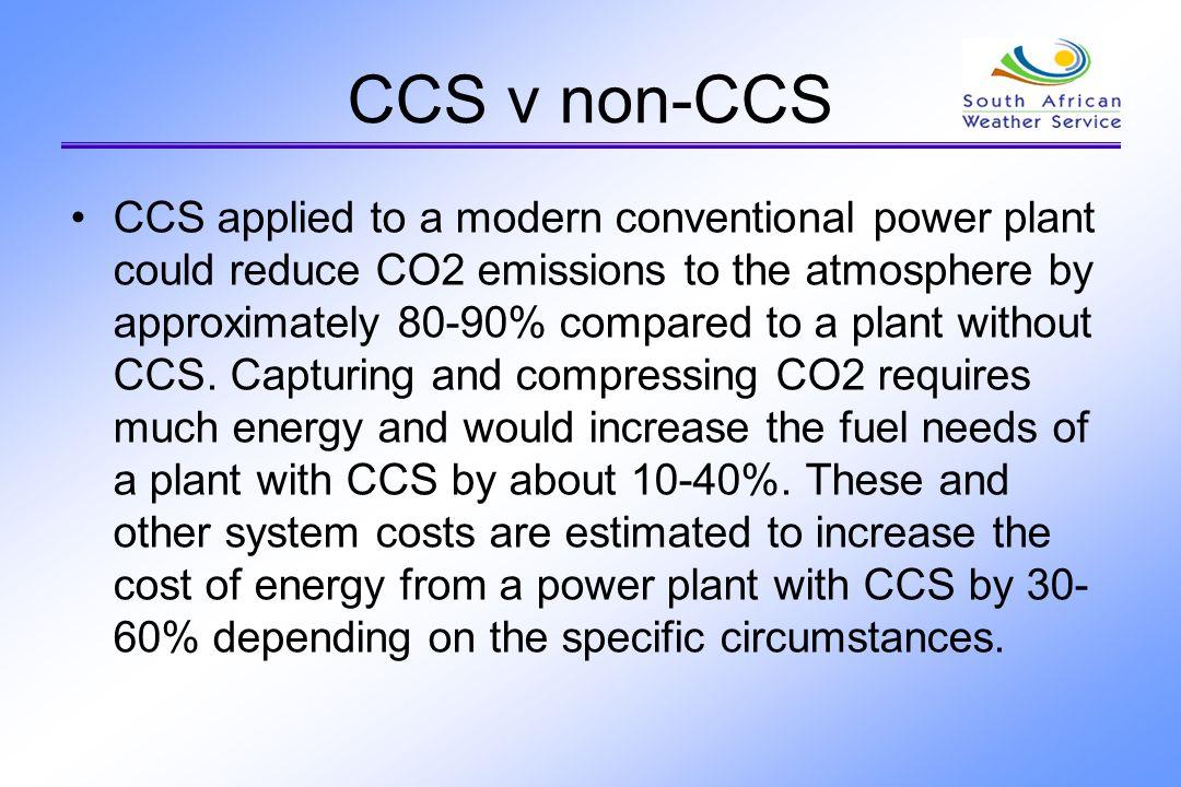 CCS v non-CCS