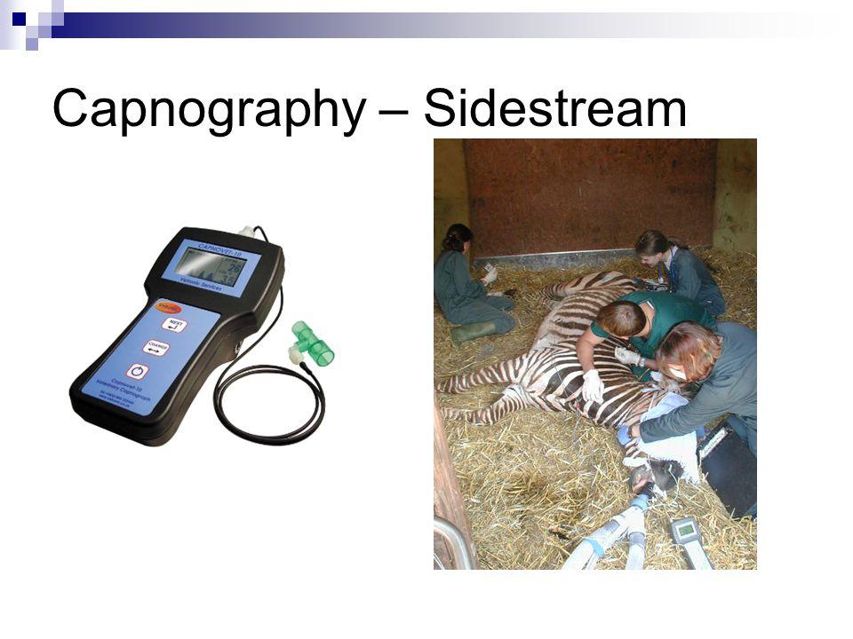Capnography – Sidestream
