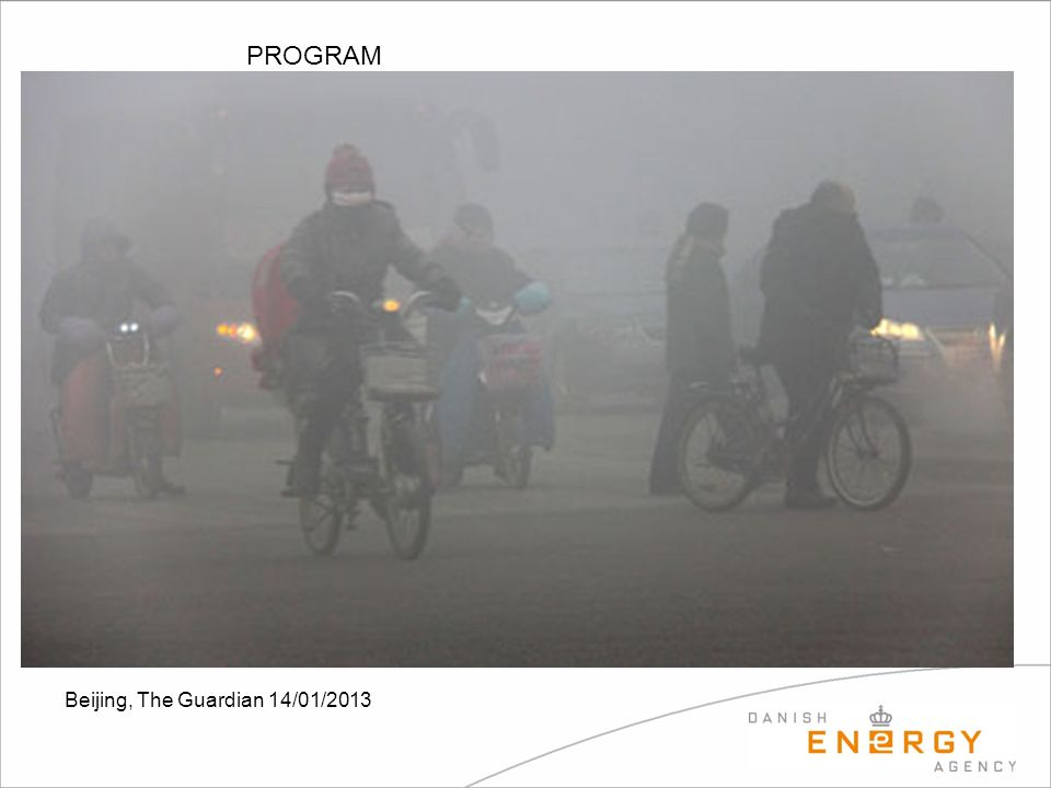 PROGRAM Beijing, The Guardian 14/01/2013