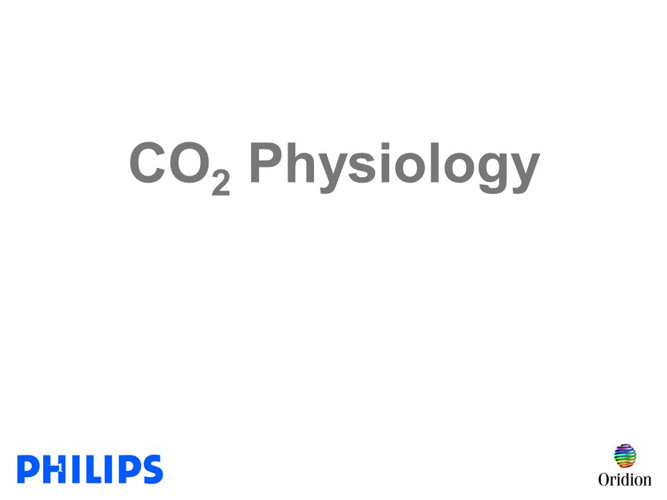 CO2 Physiology