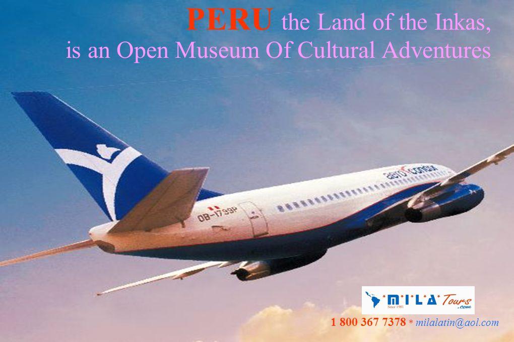PERU the Land of the Inkas,