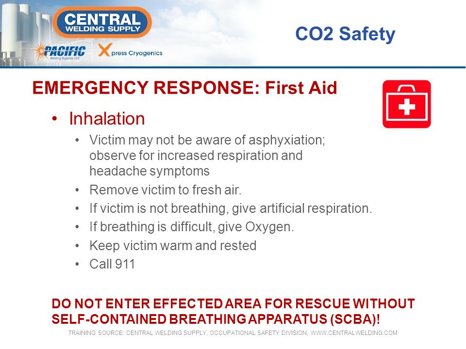 EMERGENCY RESPONSE: First Aid