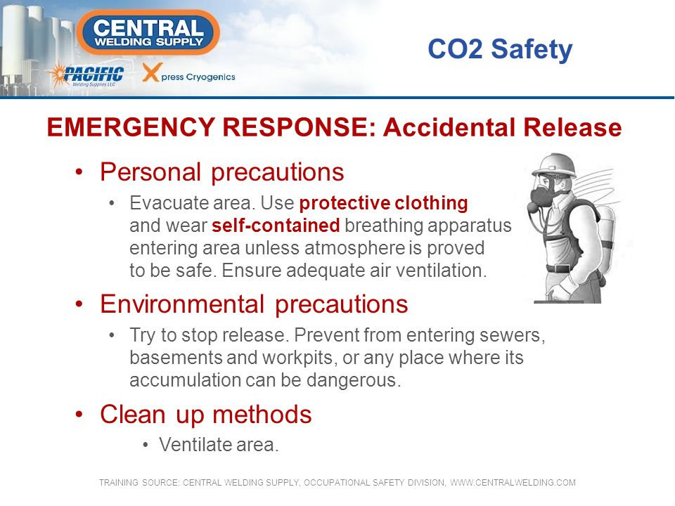 EMERGENCY RESPONSE: Accidental Release