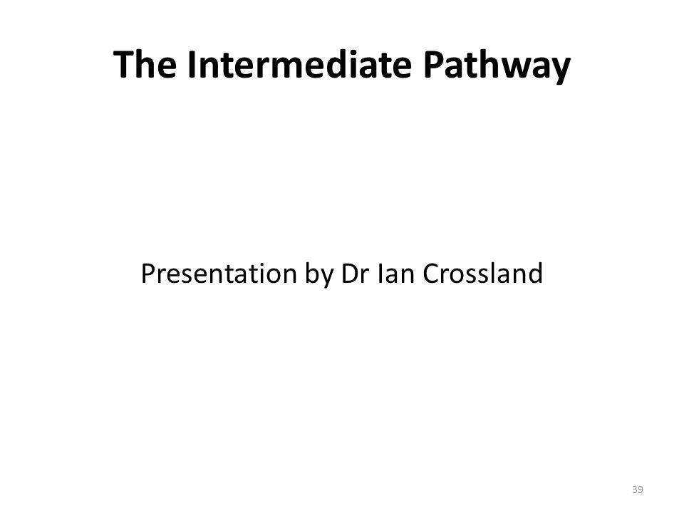 The Intermediate Pathway