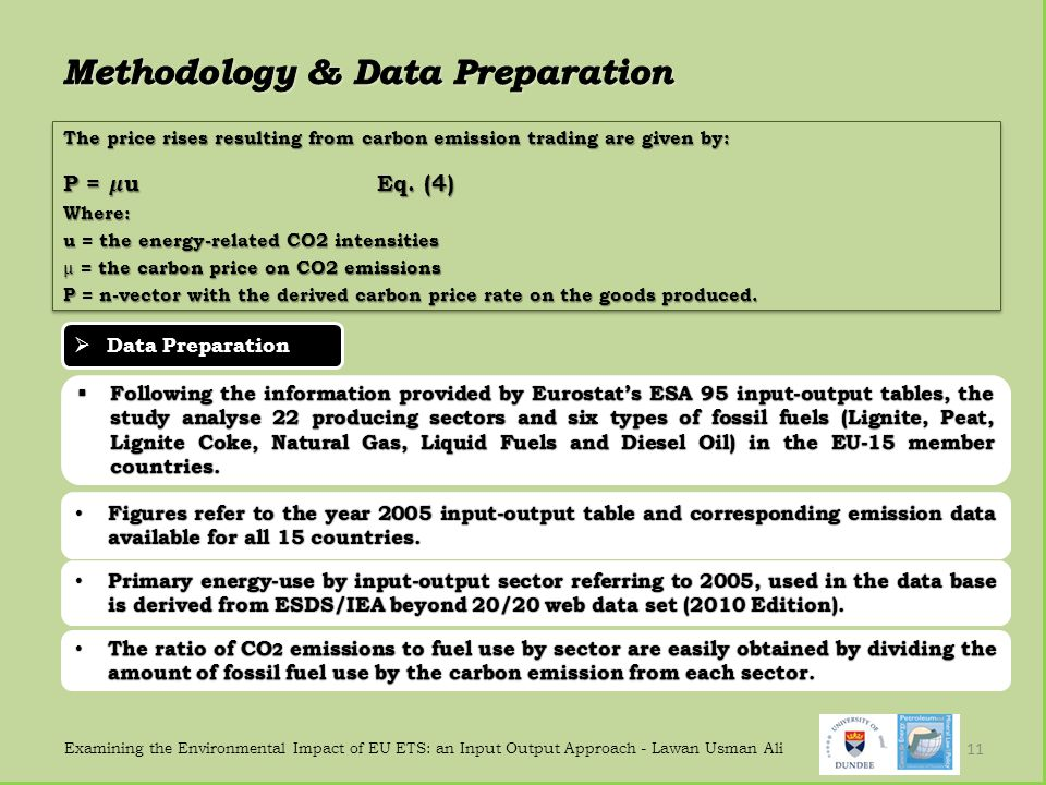 Methodology & Data Preparation