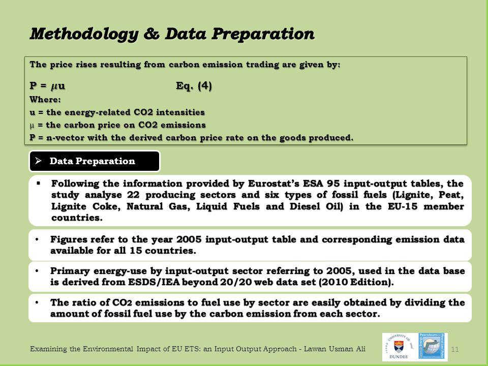 Methodology & Data Preparation