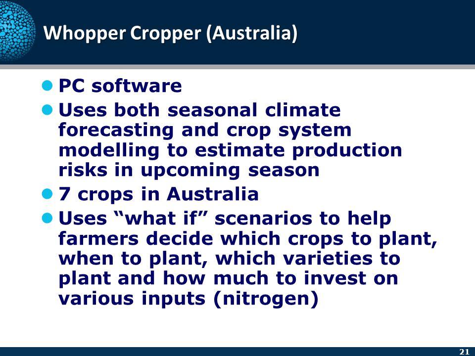 Whopper Cropper (Australia)