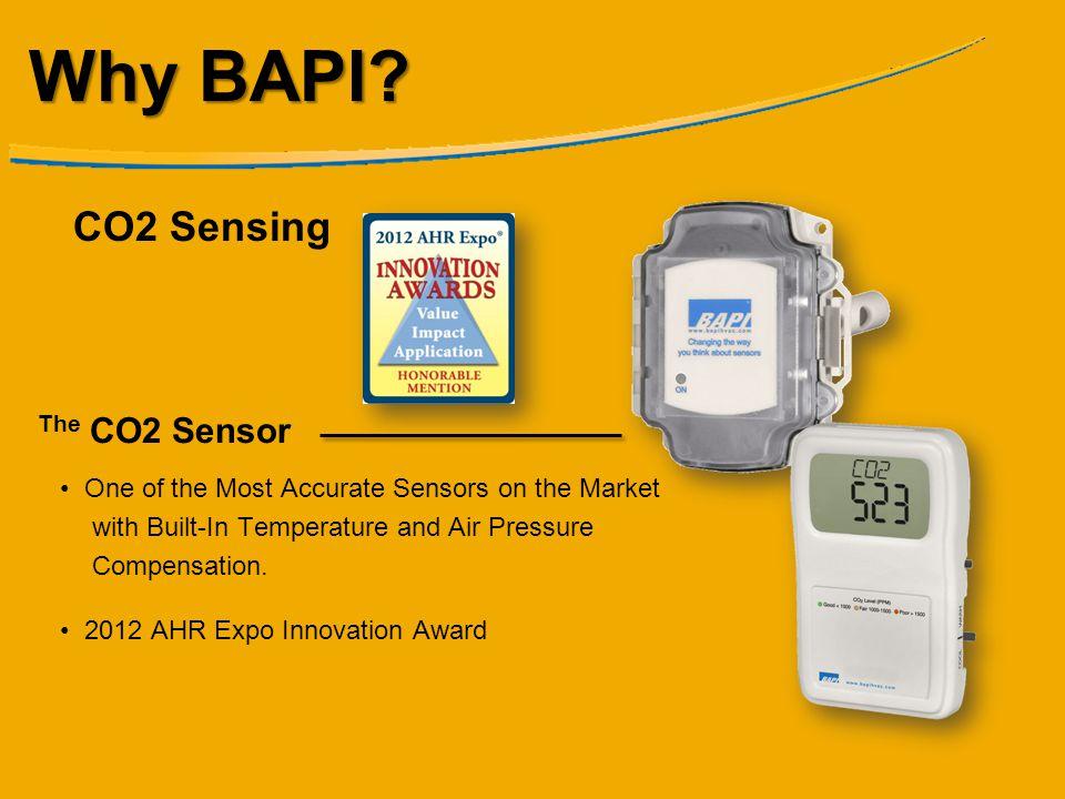 Why BAPI CO2 Sensing The CO2 Sensor