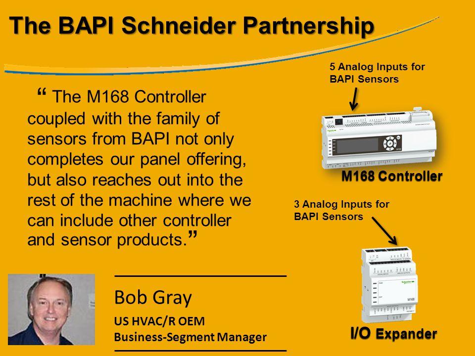 The BAPI Schneider Partnership