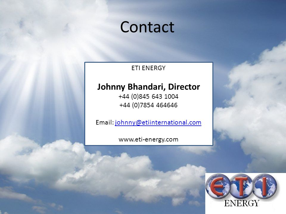 Johnny Bhandari, Director