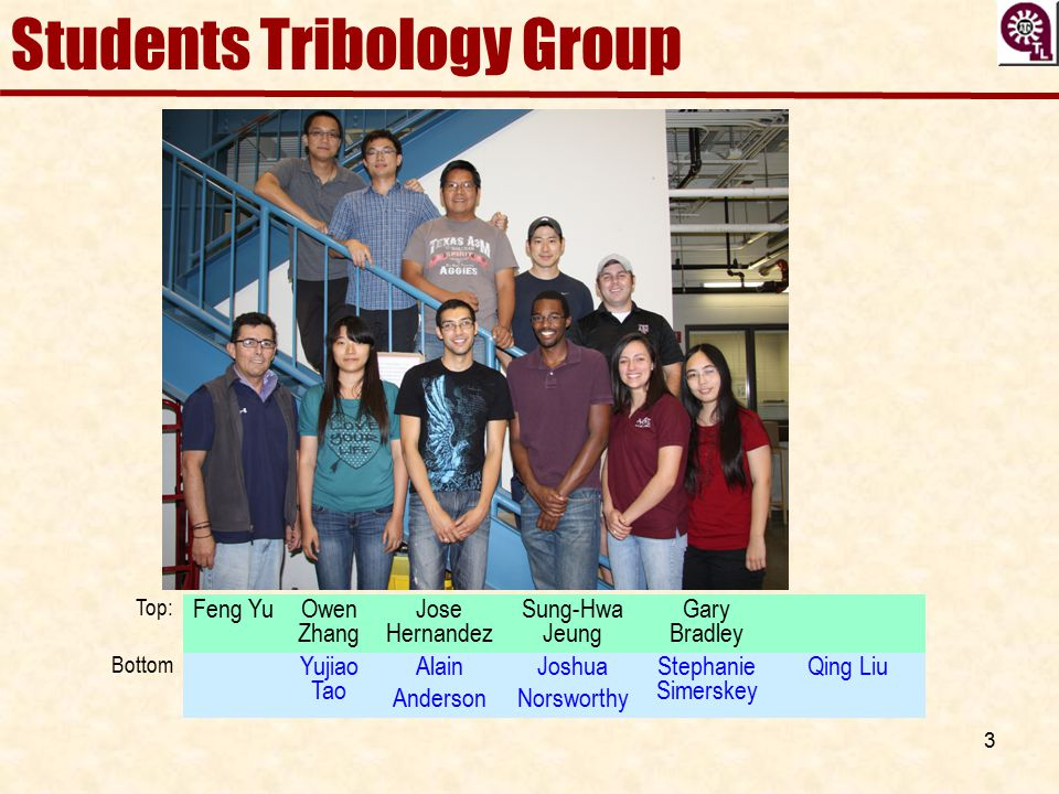 Students Tribology Group
