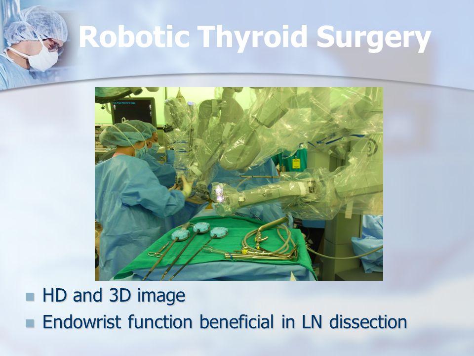 Robotic Thyroid Surgery
