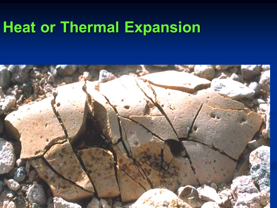Heat or Thermal Expansion