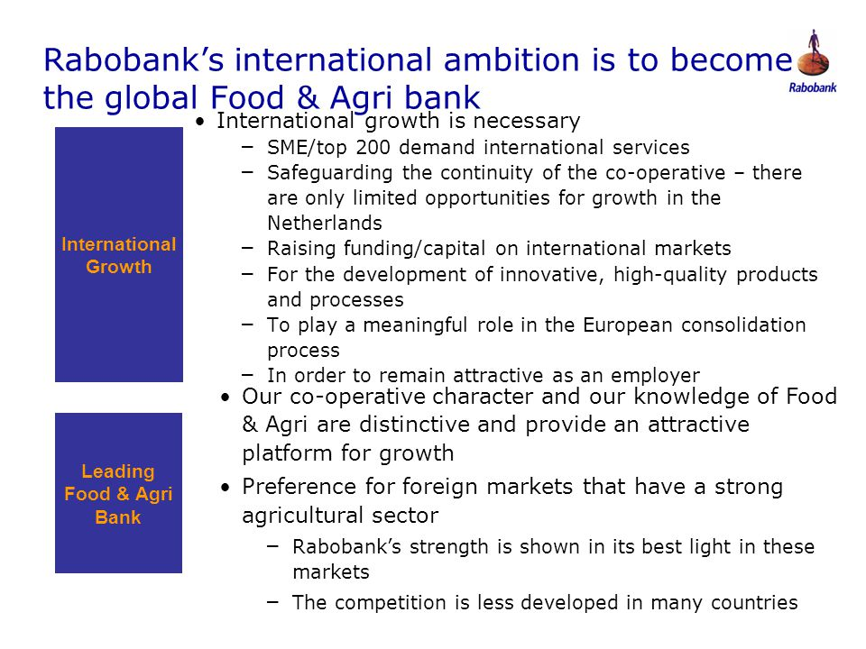 Leading Food & Agri Bank