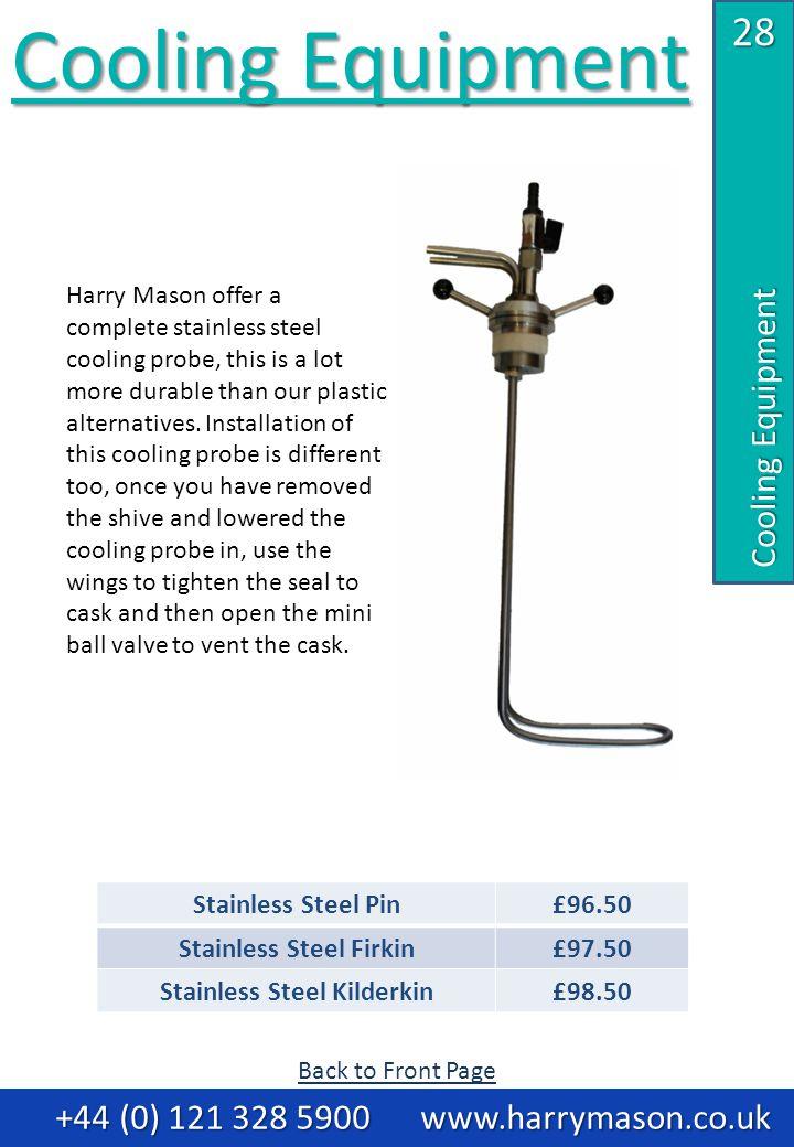 Stainless Steel Firkin Stainless Steel Kilderkin