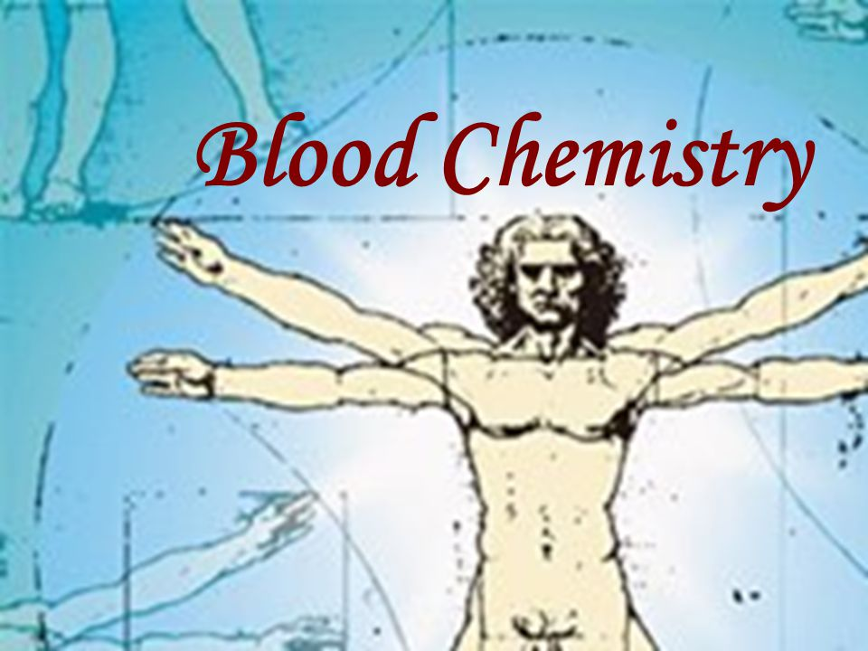 Blood Chemistry