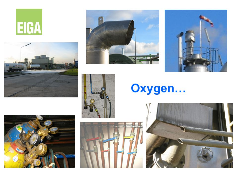 ! ! Oxygen…