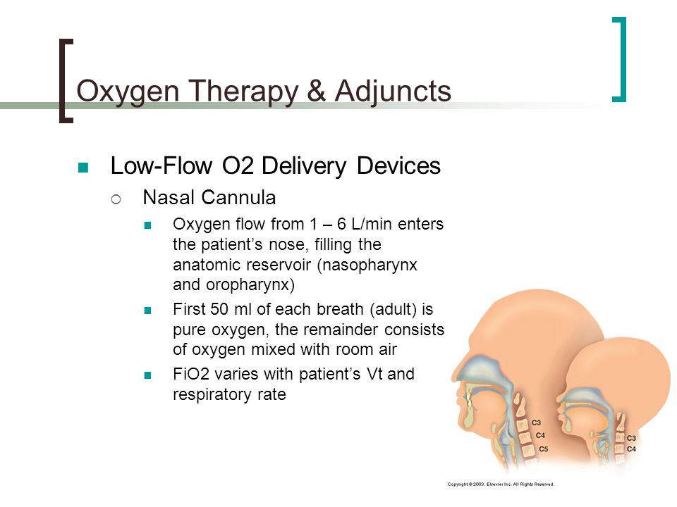 how to use oxygen therapy