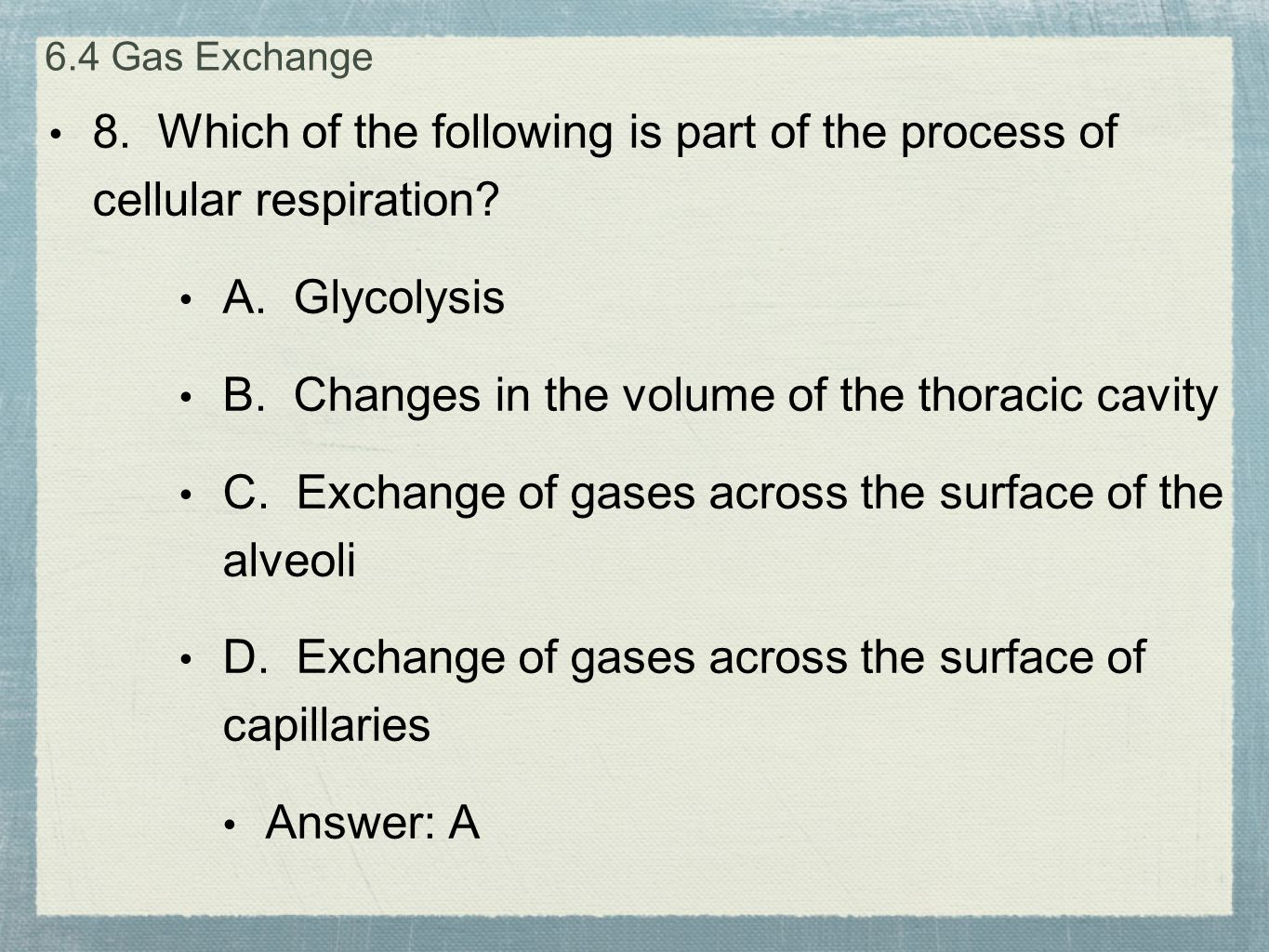 B. Changes in the volume of the thoracic cavity