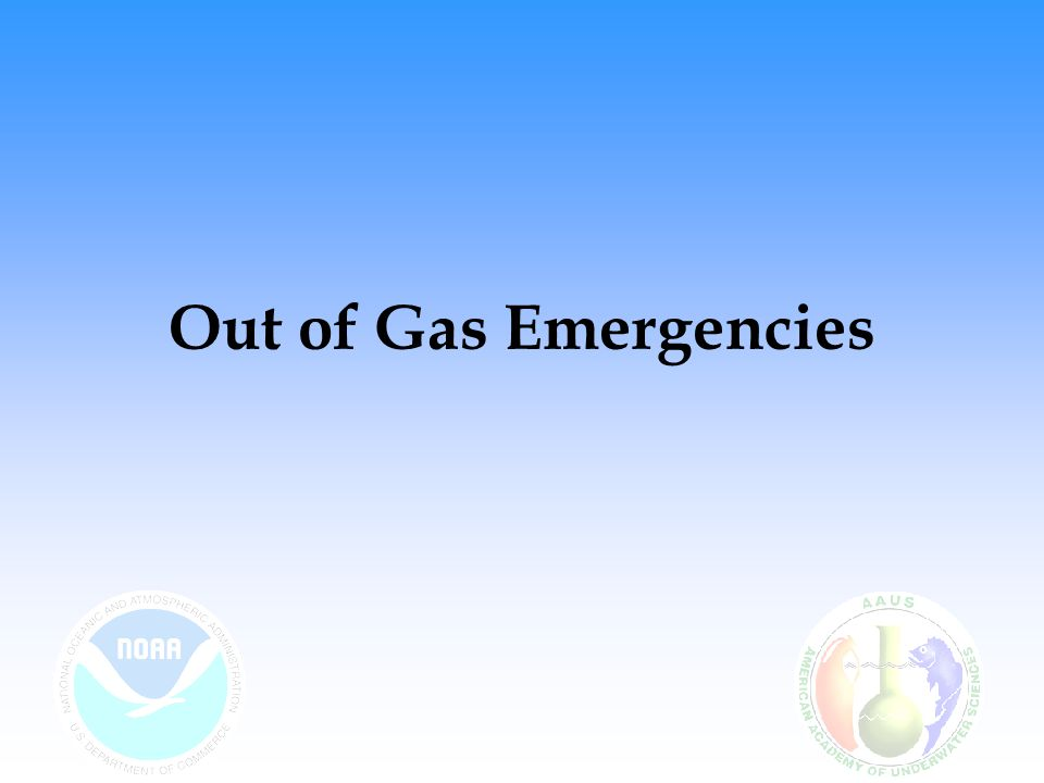 Out of Gas Emergencies