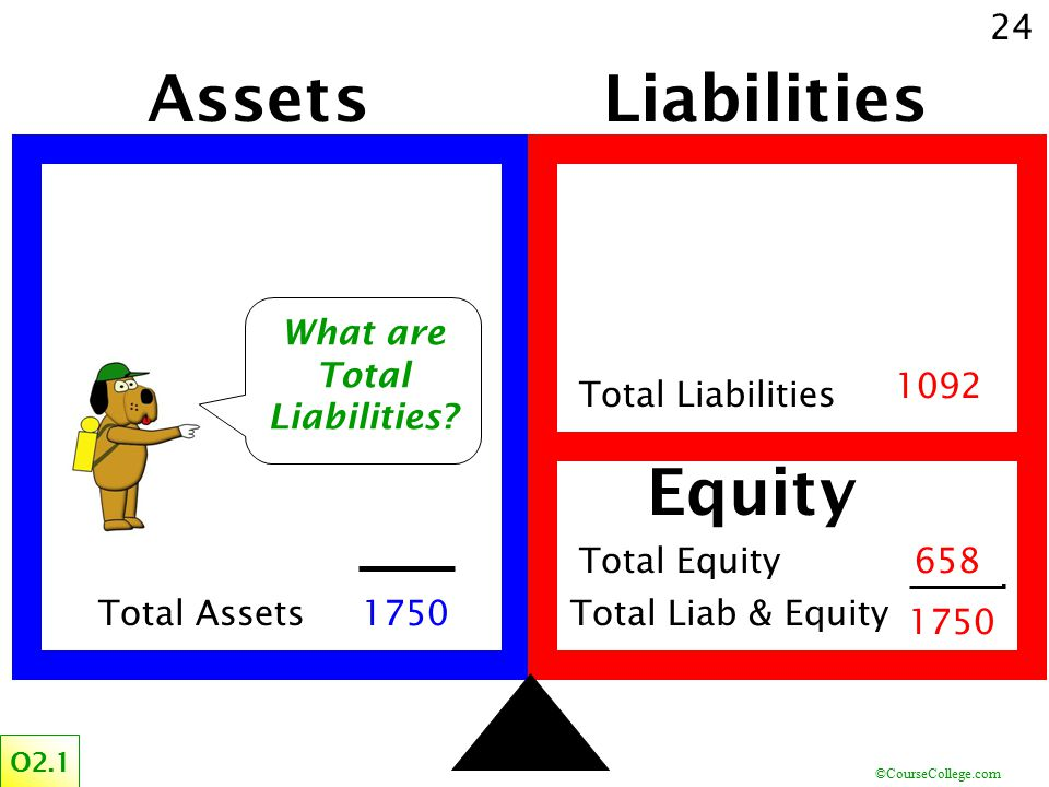 What are Total Liabilities