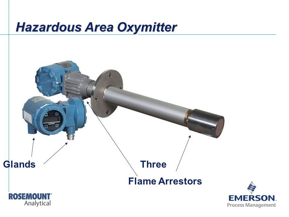 Hazardous Area Oxymitter