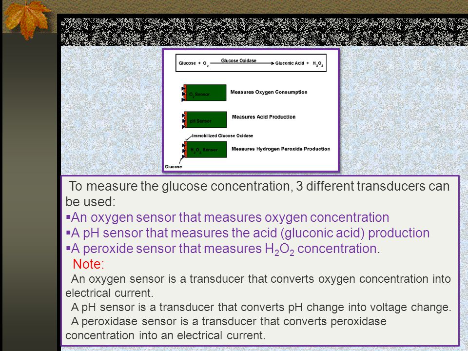 An oxygen sensor that measures oxygen concentration