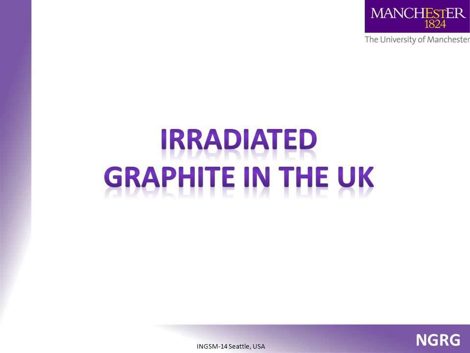Irradiated Graphite in the UK